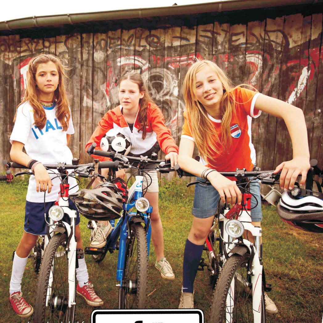 Verkehrsquiz für Radfahrer