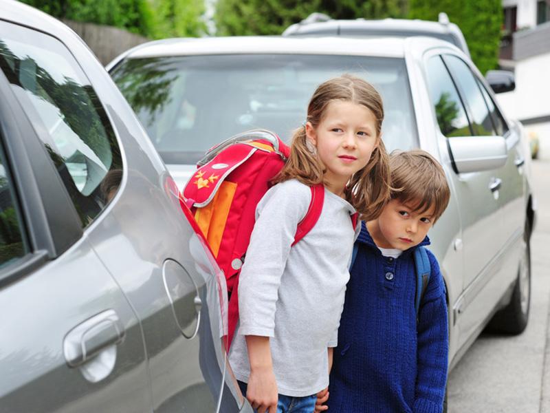Der sichere Schulweg