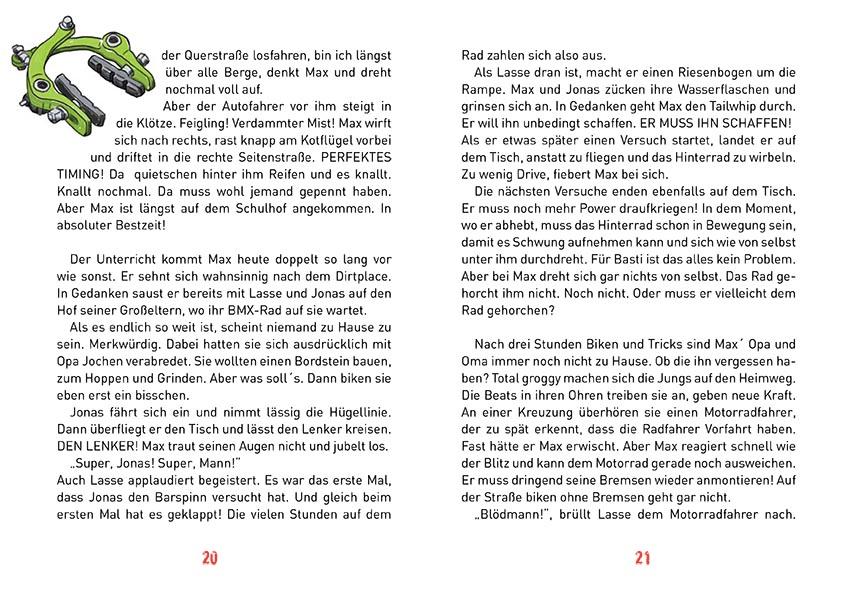 BMX Heroes Story 1