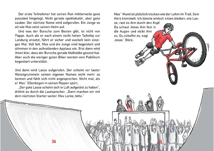 BMX Heroes Story 1