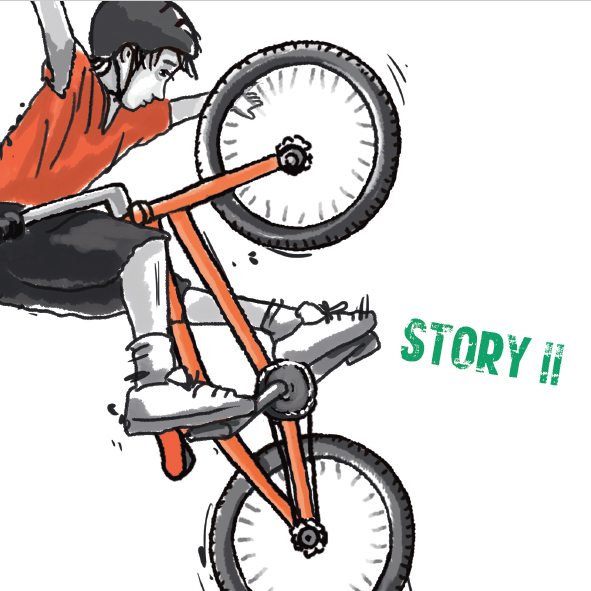 BMX Heroes Story 2