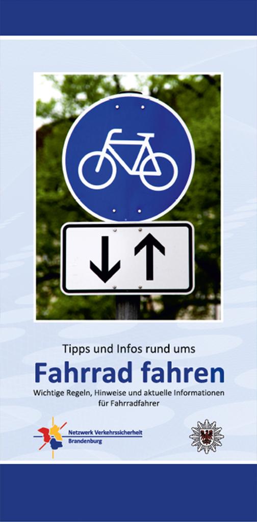 """Hier gelangen Sie zum Folder """"Tipps und Infos rund ums Fahrrad fahren"""""""