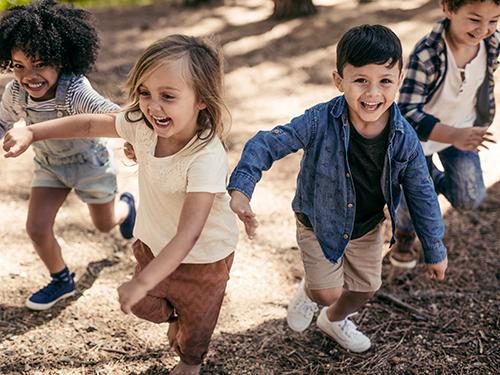 Mobilitätsbildung für  Kinder